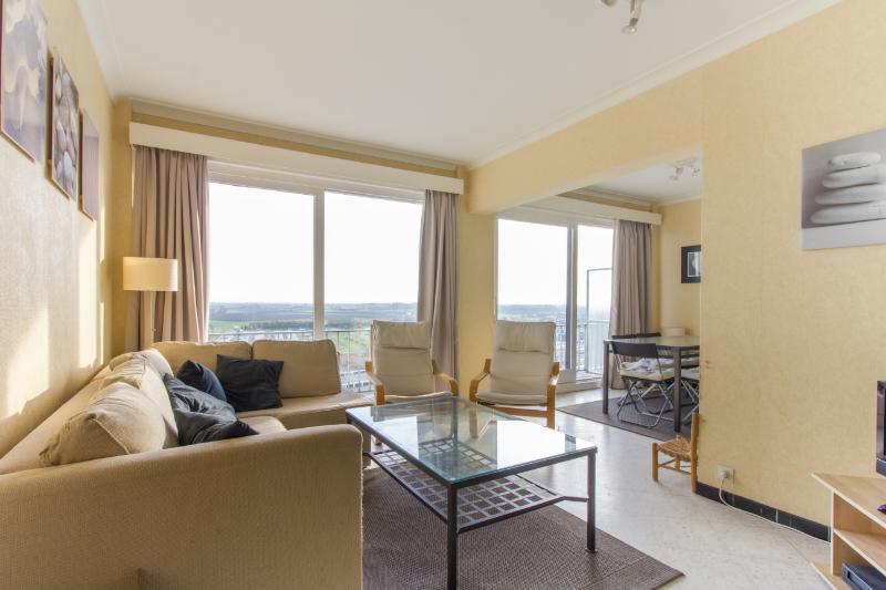 Lichtrijk appartement met panoramisch verzicht